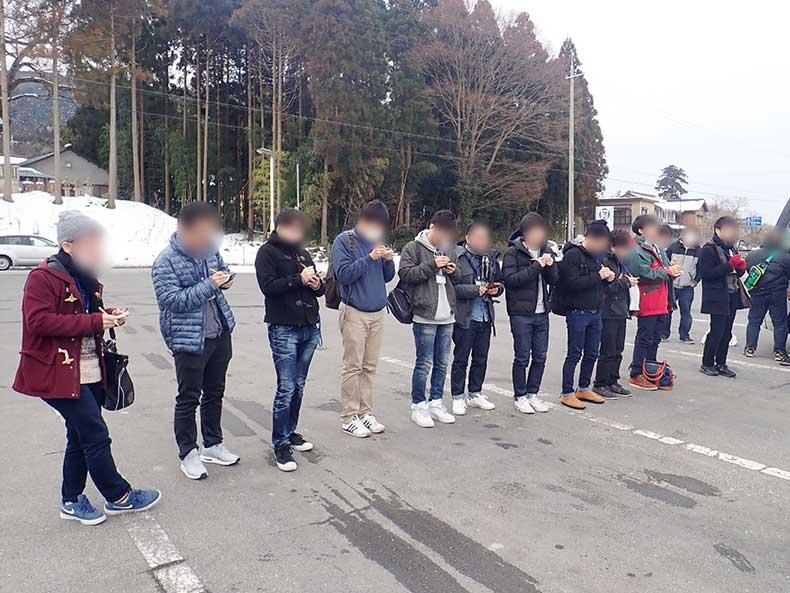 社会人サークルナッツベリー ゲレコン★恋活スノーボードイベント
