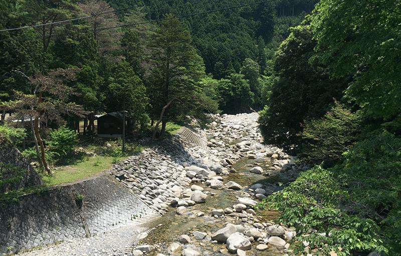 滋賀 神埼川 バーベキュー場