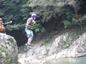 飛び込み☆